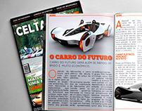 Projeto Revista Celta Clube