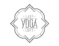 Yogaloft Ambigram Identity