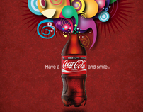 CocaCola Poster