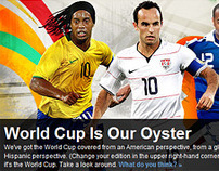 ESPN: World Cup 2010 Microsite