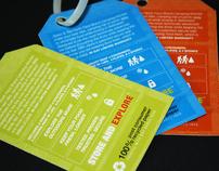 Co branding Packaging Tags