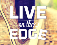 Live On The Edge