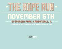 Hope Run Poster