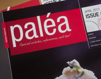Paléa F&B Newsletter