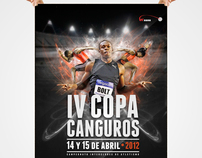 Cartel | Copa Canguros