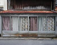 Japan facades