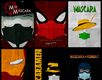 Posters Masks