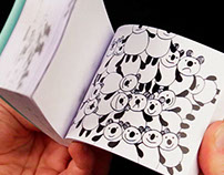 'Transformation' /Flip Books