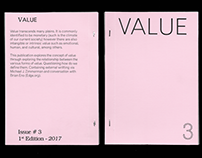 Value: Issue # 3