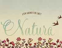 Natura Typeface