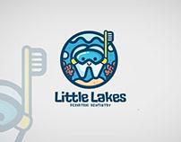 Little Lakes Pediatric Dentistry Logo and Branding