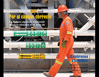 Corporate magazine - Nabors No1 & No2