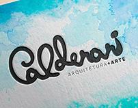 Rebranding - Calderari Arquitetura
