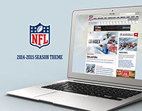 NFL 2014-2015 Season Theme