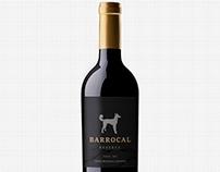 Barrocal - Wine Label Design