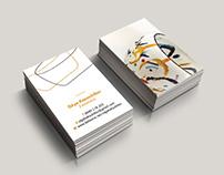 Olga Kakoulidou Business Card
