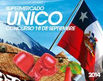 Supermercado Unico - Concurso 18 de Septiembre
