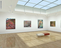Virtual 3d Art Gallery