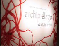 Archipiélago Exhibition | Exhibición Museografía