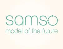 Samso Island Infographic