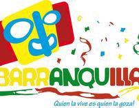 IDENTIDAD VISUAL CIUDAD DE BARRANQUILLA