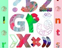 3 Colorful Dream Fonts [Latin & Persian]