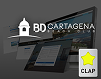 BD Cartagena / Web Design