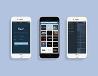 Foiyo application design