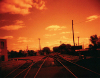 Lomography / Redscale