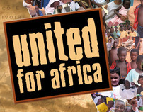 United For Africa - Poster