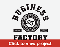 Business Factory (apparel)