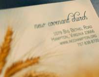 New Covenant Church Visitor Information