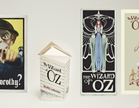 The Wizard of Oz Posters/Package Set