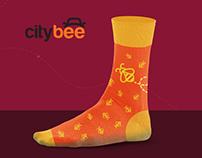 CityBee // Socks Design