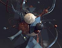 """Procreation"" Adobe Dimension project"