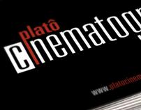 Platô Cinematográfico - Logo and Business Card