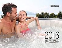 Bestway Spa Catalog 2016