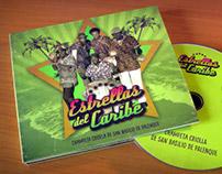 Diseño CD Estrellas del Caribe