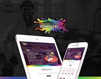 Schulzki - Website Design