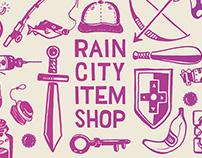 Rain City Item Shop