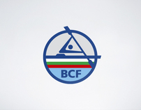 Bulgarian Canoe Federation - logo design