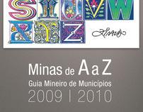 Guia Mineiro de Municípios - Capa e
