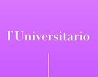 l'Universitario | Branding & Product Design