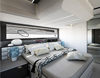 54 ft with Fulvio De Simoni Yacht Design