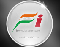 Force India F1 Posters