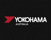 Yokohama Website Re-Design Concept