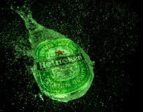 Heineken Artworks