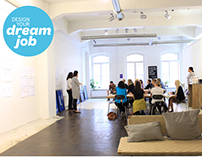 Design Your Dream Job project- Service Design
