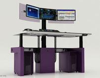 i-Kube ergonomic desk