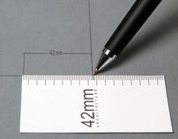 Branding : to scale : 42mm Architecture